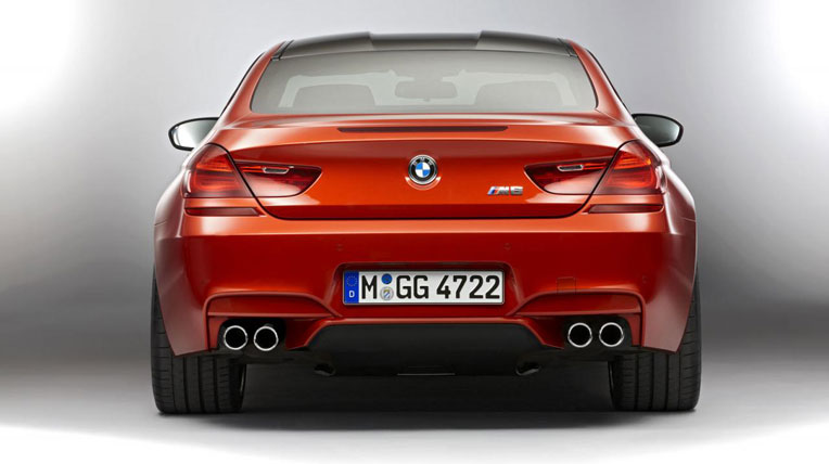 2012 BMW M6 Coupe & Convertible