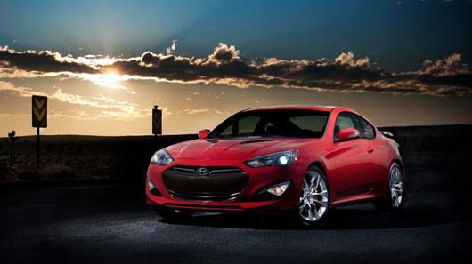 Hyundai Genesis Coupe 2013 – Thách thức thực sự - 2