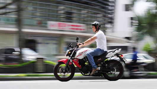 Cảm nhận Yamaha FZ-S tại Sài Gòn - 1