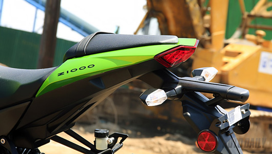 Kawasaki Z1000 – Cuốn hút mọi ánh nhìn - 4