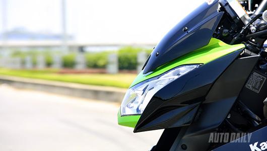 Kawasaki Z1000 – Cuốn hút mọi ánh nhìn - 2