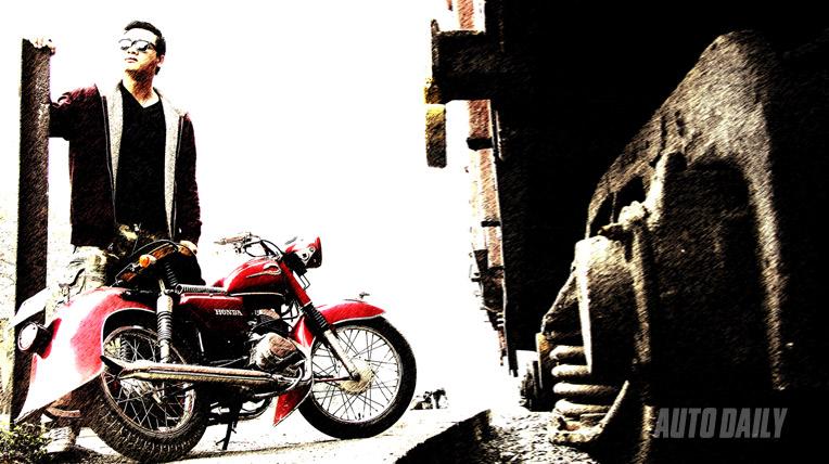 Bộ ảnh Quang Ánh với CD 125 độ