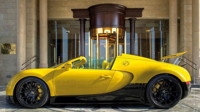 Bugatti Veyron Grand Sport cực hiếm