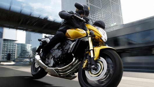 Honda CB600F - Naked-bike hạng sang - 1