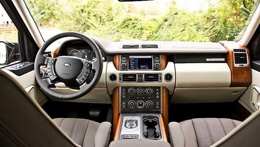 Range Rover - Mạnh mẽ và sang trọng - 3