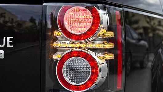 Range Rover - Mạnh mẽ và sang trọng - 4
