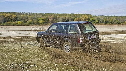 Range Rover - Mạnh mẽ và sang trọng - 2