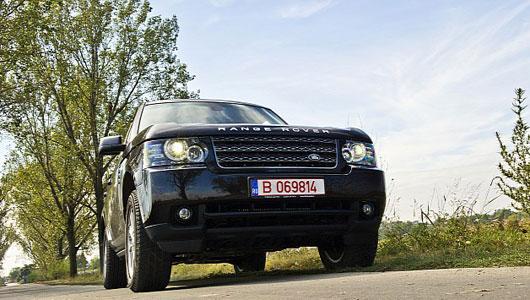 Range Rover - Mạnh mẽ và sang trọng - 1