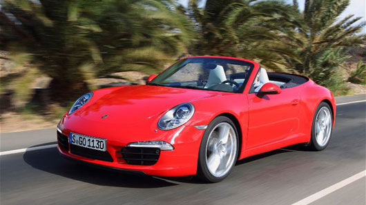 Porsche 911 Cabriolet 2012 - Bản tráng ca tốc độ - 3