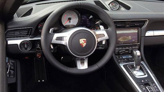 Porsche 911 Cabriolet 2012 - Bản tráng ca tốc độ - 2