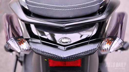 Những công nghệ ô tô trên Yamaha Nouvo SX - 3