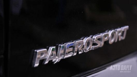 Phấn khích cùng Mitsubishi Pajero Sport - 3