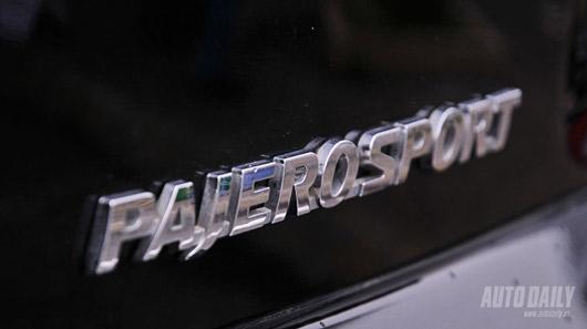 Pajero Sport G 2WD vs Fortuner V 2WD - Chất lượng vs Thương hiệu - 4