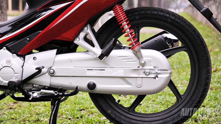 Honda Wave RSX 2012
