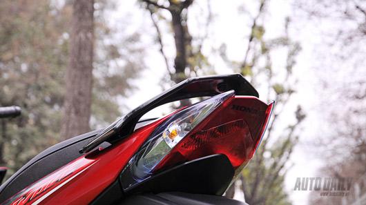 Honda Wave RSX 2012 - Thể thao và trẻ trung - 3