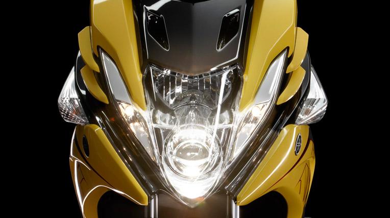 Chùm ảnh Yamaha Nouvo thế hệ 9