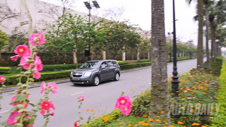 Chevrolet Orlando LTZ
