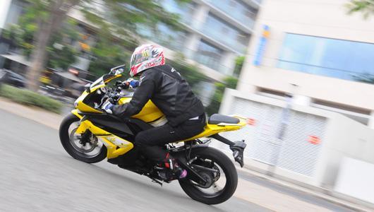 Phoenix R175 - Môtô thể thao giá rẻ ra mắt thị trường Việt - 4