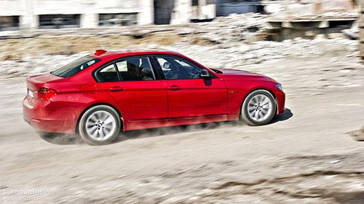 BMW 3 Series 2012: Nỗ lực hoàn thiện - 2