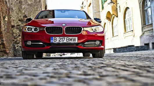 BMW 3 Series 2012: Nỗ lực hoàn thiện - 1