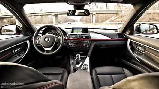 BMW 3 Series 2012: Nỗ lực hoàn thiện - 3