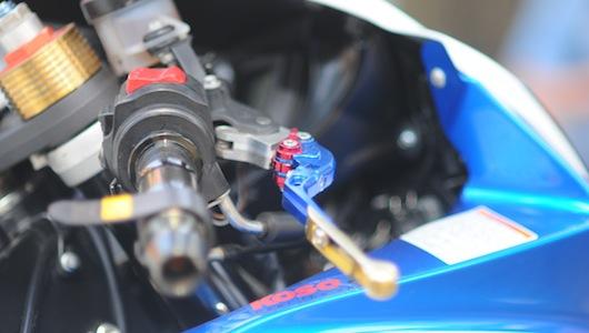 """""""Choáng"""" với Suzuki GSXR750 độ drag racing ở Sài Gòn - 3"""