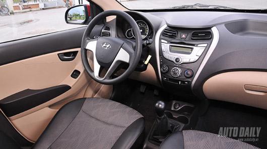 Hyundai Eon – Linh hoạt giữa phố đông - 2
