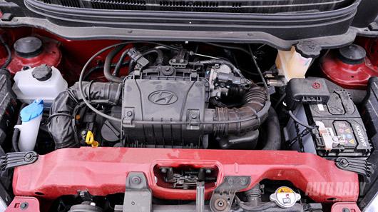 Hyundai Eon – Linh hoạt giữa phố đông - 4