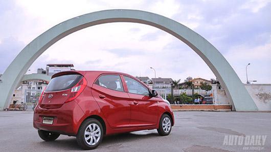 Hyundai Eon – Linh hoạt giữa phố đông - 3