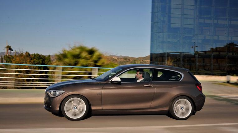 BMW 1-Series 2012 phiên bản 3 cửa