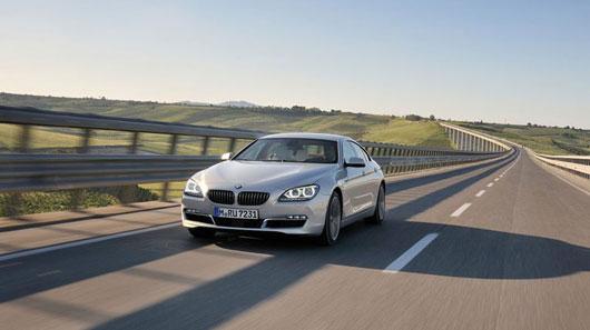 6-Series Gran Coupe – Tác phẩm nghệ thuật của BMW - 1