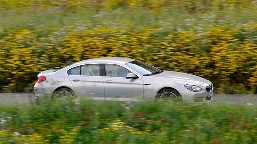 6-Series Gran Coupe – Tác phẩm nghệ thuật của BMW - 2