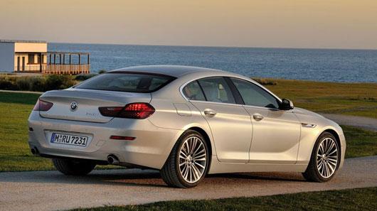 6-Series Gran Coupe – Tác phẩm nghệ thuật của BMW - 4