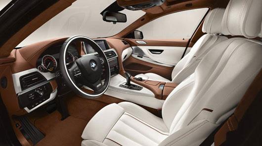 6-Series Gran Coupe – Tác phẩm nghệ thuật của BMW - 3
