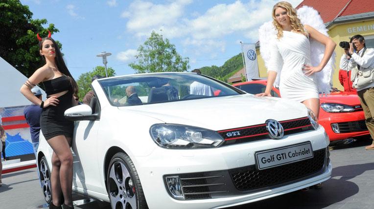Rực rỡ nhan sắc Wörthersee GTI Tour 2012