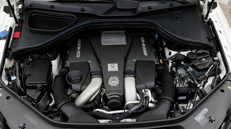 Mercedes-Benz ML63 AMG 2013