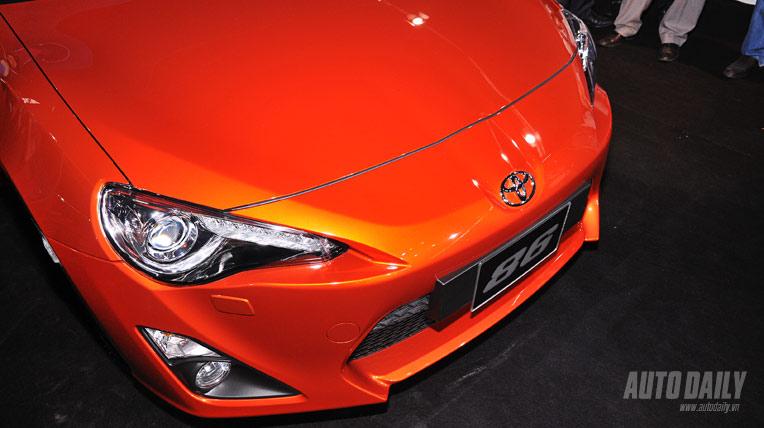 Toyota VN ra mắt FT86