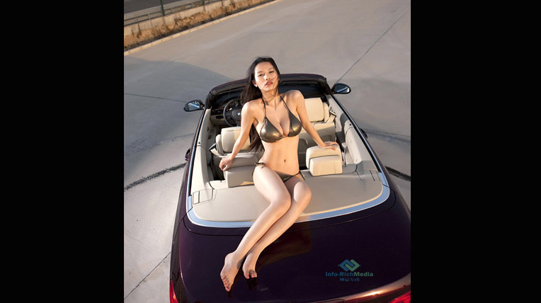 """""""Sưởi ấm vòng 1"""" nóng bỏng cũng xế BMW"""