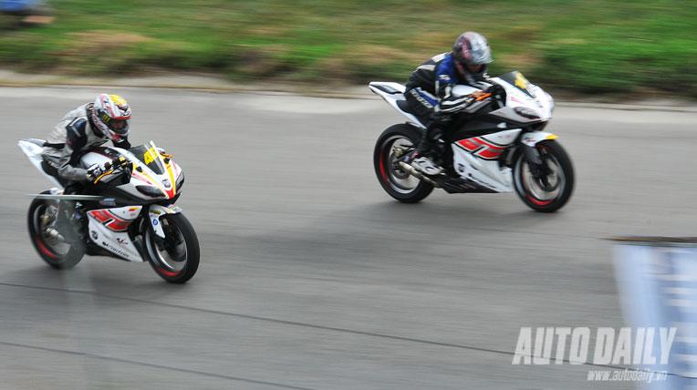 Nhìn lại khoảnh khắc ấn tượng từ Vietnam Motor Cup Prix 2012