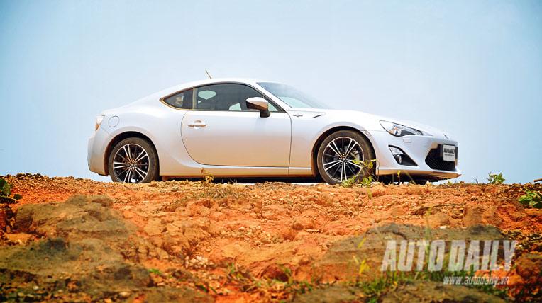 Chùm ảnh Toyota FT86