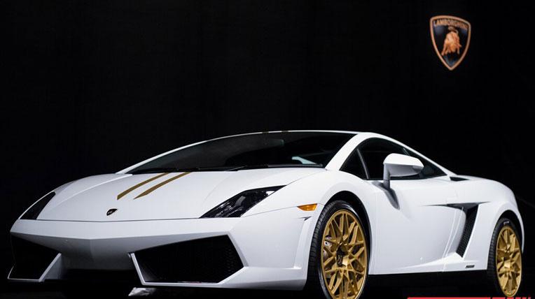 Lamborghini Gallardo LP550-2 HK
