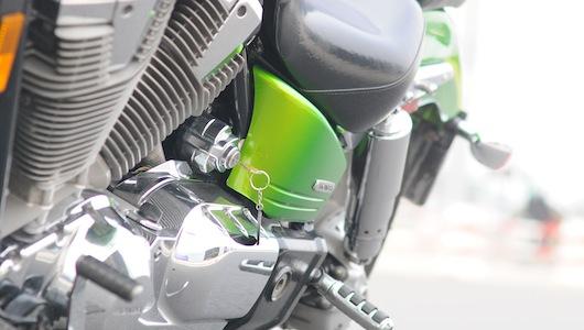 """Thuần phục """"thần sấm"""" Honda VTX1800 - 4"""
