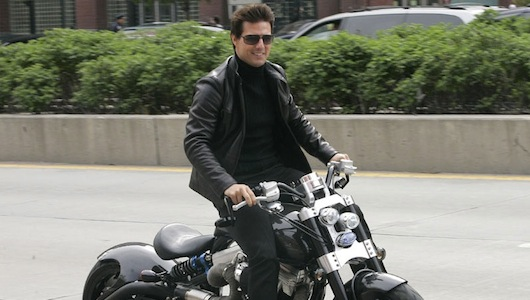"""Những chiến mã """"hàng độc"""" của Tom Cruise - 4"""