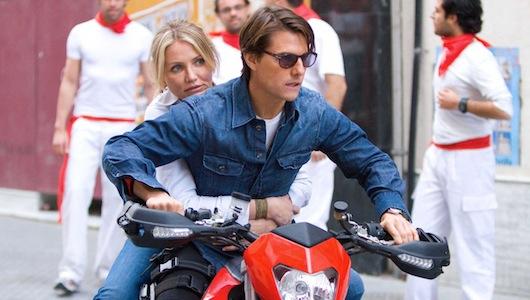 """Những chiến mã """"hàng độc"""" của Tom Cruise - 1"""