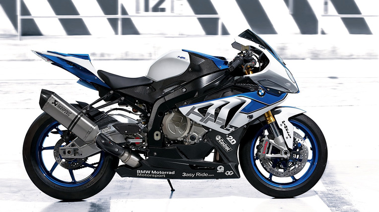 Siêu môtô BMW S1000RR HP4