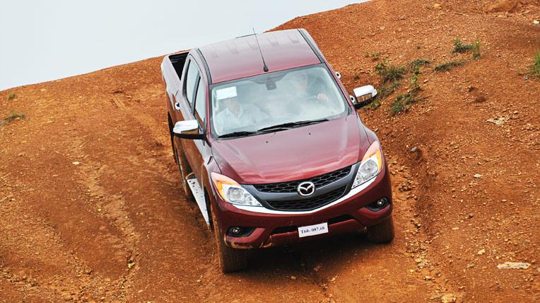Mazda BT-50 2012