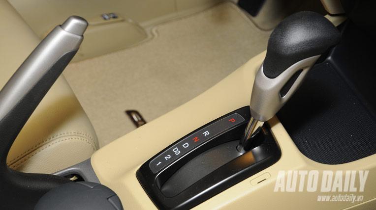 Honda Civic thế hệ mới ra mắt