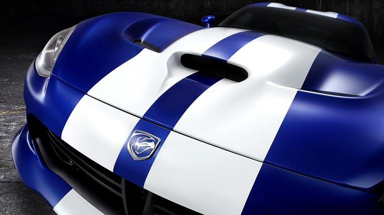 """Rắn độc"" SRT Viper GTS 2013"