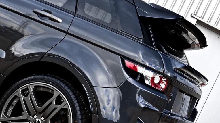 Dark Tungsten RS250 Evoque