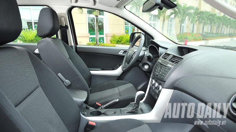 Mazda BT-50 2012 – Một cách nhìn mới về xe bán tải - 3